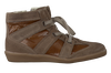 Taupe BANA&CO Sneakers 45020  - small