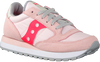 Roze SAUCONY Lage sneakers JAZZ ORIGINAL  - small