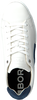 Witte BJORN BORG Sneakers CLIP M - small