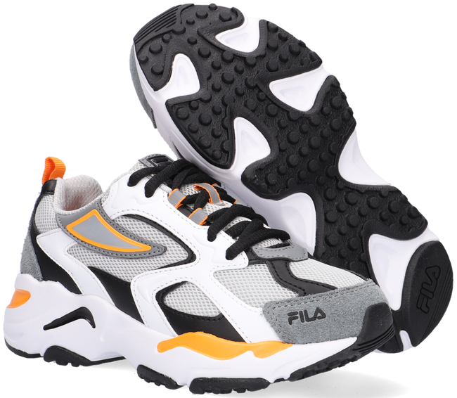 Grijze FILA Lage sneakers CR CWO2 X RAY  - large