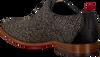 Zwarte REHAB Nette schoenen GREG TILE  - small