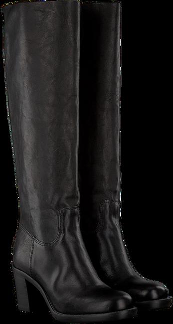 Zwarte SHABBIES Hoge laarzen 193020044  - large