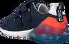 Blauwe RED-RAG Sneakers 13313 - small