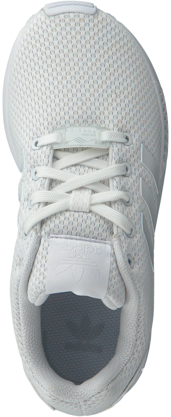 Witte ADIDAS Sneakers ZX FLUX KIDS  - larger