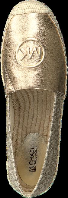 Gouden MICHAEL KORS Espadrilles DYLYN ESPADRILLE  - large