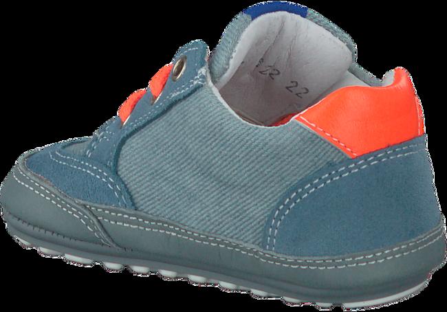 Blauwe DEVELAB Babyschoenen 46074  - large