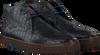 Blauwe FLORIS VAN BOMMEL Sneakers 10941  - small