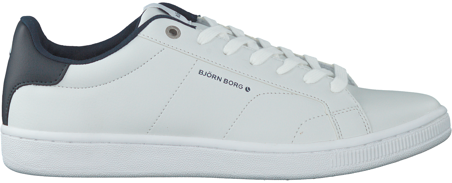 1f0db301d56 witte BJORN BORG Sneakers T300 LOW CLS MEN - large. Next