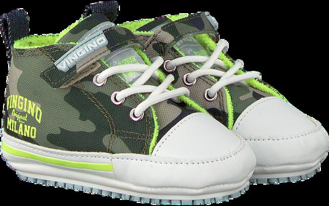 Groene VINGINO Babyschoenen TOM - large