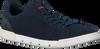 Blauwe SWIMS Sneakers BREEZE TENNIS KNIT  - small