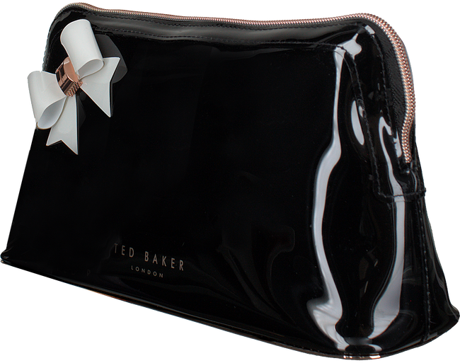 Zwarte TED BAKER Toilettas ALLEY - large