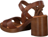 Cognac RED-RAG Sandalen 79174  - small