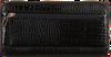 Zwarte GUESS Portemonnee KAMRYN SLG LARGE ZIP AROUND  - small