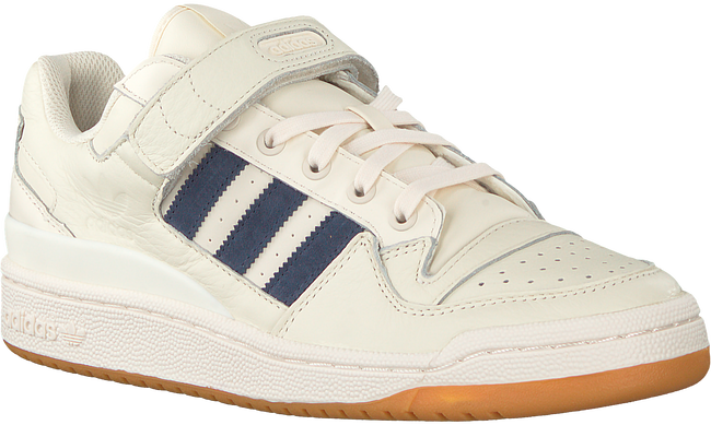 Witte ADIDAS Sneakers FORUM LO  - large