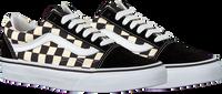 Zwarte VANS Lage sneakers UA OLD SKOOL WMN  - medium