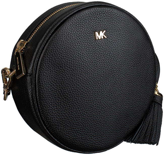 Zwarte MICHAEL KORS Schoudertas CROSSBODIES MD CANTEEN BAG - large