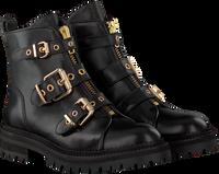 Zwarte BILLI BI Biker boots 3552  - medium