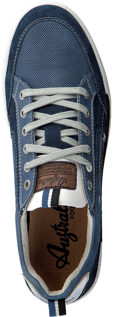Blauwe AUSTRALIAN Sneakers BRAD - large