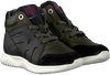 Groene RED-RAG Sneakers 13359  - small