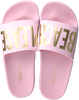 Roze THE WHITE BRAND Slippers BEACH PLEASE  - small