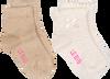 Beige LE BIG Sokken IZADORA SOCK 2-PACK - small