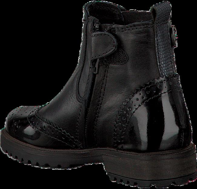Zwarte VINGINO Lange laarzen LAUREN  - large