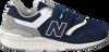 Blauwe NEW BALANCE Sneakers PZ997 M  - small