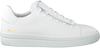 Witte NUBIKK Sneakers YEYE LIZARD WOMAN  - small