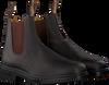 Bruine BLUNDSTONE Chelsea boots DRESS BOOT HEREN  - small