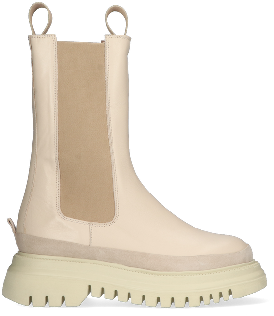Beige JANET & JANET Chelsea boots 01000  - large