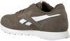 Groene REEBOK Sneakers CL LEATHER MU - small