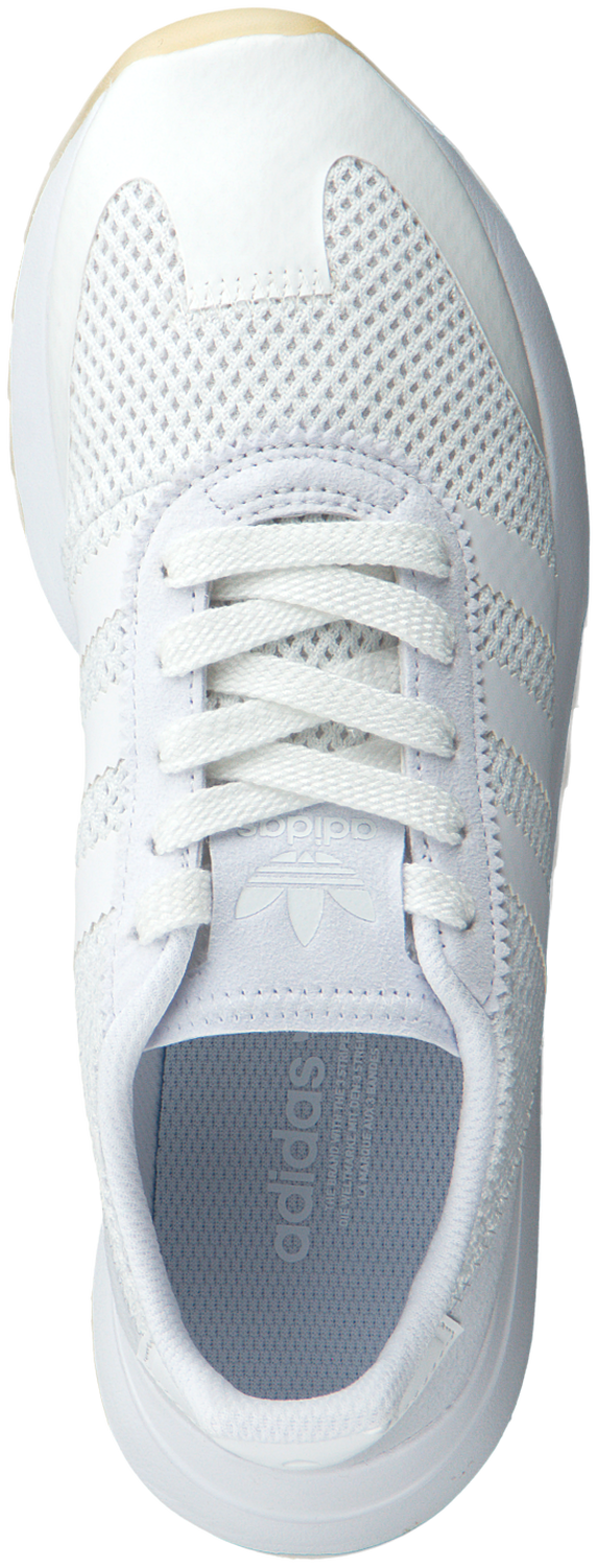 finest selection 23ff8 b4851 Witte ADIDAS Sneakers FLASHBACK W - large. Next