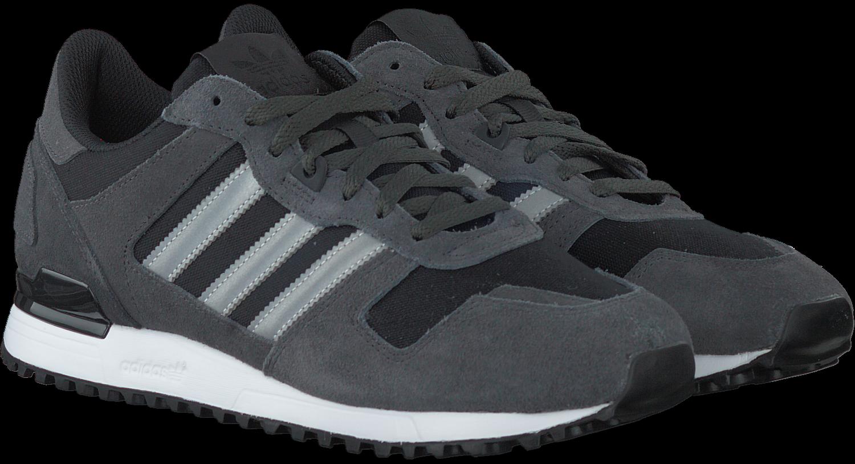 b47b37f2624 Grijze ADIDAS Sneakers ZX 700 HEREN - Omoda.nl