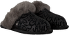Zwarte UGG Pantoffels SCUFFETTE II SPARKLE GRAFFITI  - small