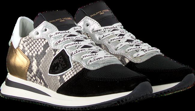 Zwarte PHILIPPE MODEL Lage sneakers TRPX L D  - large