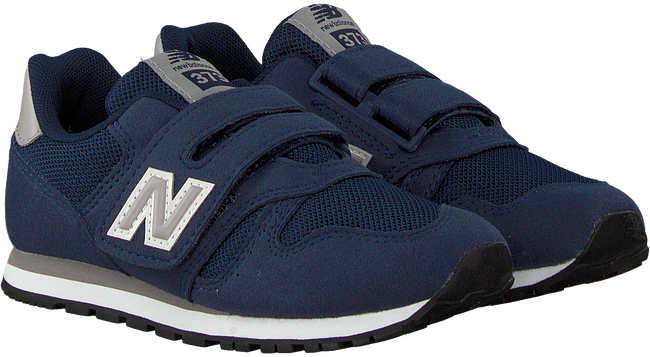 Blauwe NEW BALANCE Sneakers YV373 M  - large