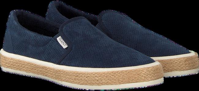 Blauwe GANT Slip-on Sneakers FRESNO 18673389 rOLhTNjY