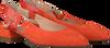 Oranje MARIPE Pumps 30314  - small