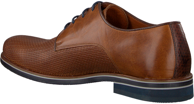 Cognac VAN LIER Nette schoenen 1915619  - large