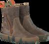 Bruine SHOESME Lange laarzen VU6W027  - small