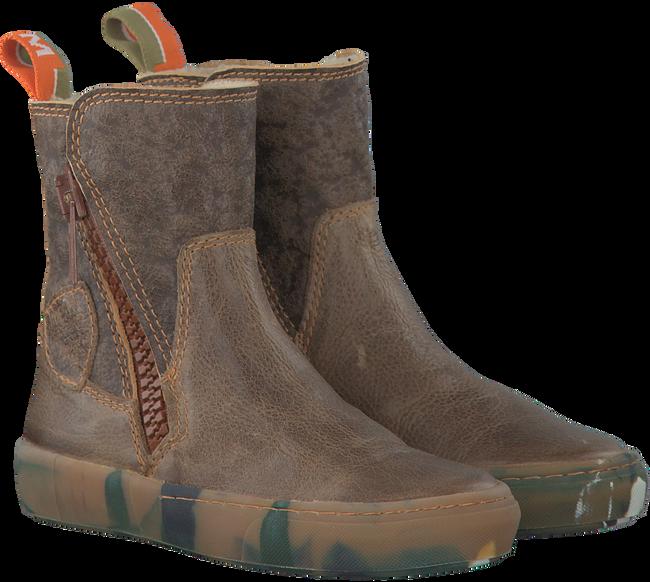 Bruine SHOESME Lange laarzen VU6W027  - large