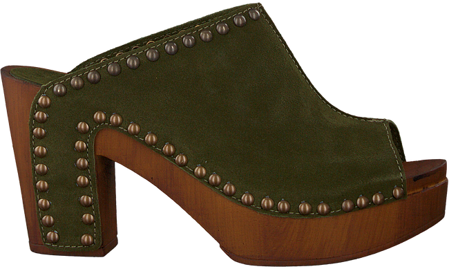 Groene REPLAY Slippers XIANA - large