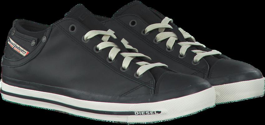 Zwarte DIESEL Sneakers MAGNETE EXPOSURE LOW  - larger