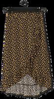 Zwarte FREEBIRD Midirok ALINA