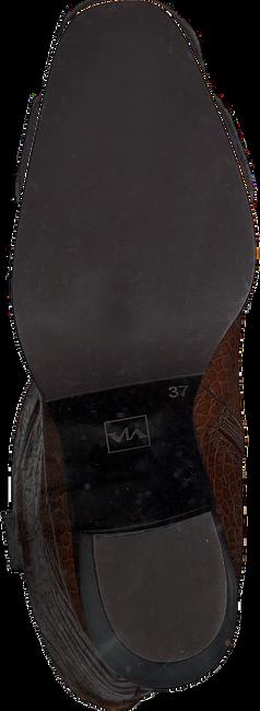 Cognac VIA VAI Lange laarzen ANIKA  - large