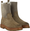 Taupe SHABBIES Enkelboots 181020034  - small