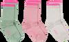 Beige LE BIG Sokken KIA SOCK 3-PACK  - small