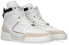 Witte SHABBIES Hoge sneakers 102020034 - small