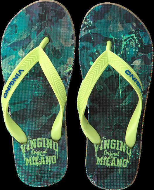 Groene VINGINO Slippers OLAF  - large