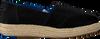 Zwarte TOMS Espadrilles PLATFORM ALPARGATA - small